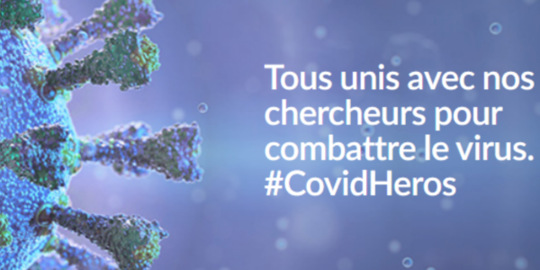 Programme #CovidHero - Source Thellie.org